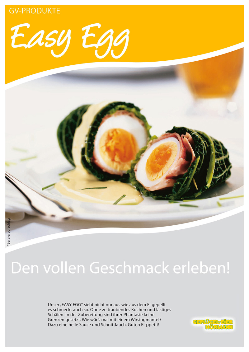 Easy Egg Produktblatt