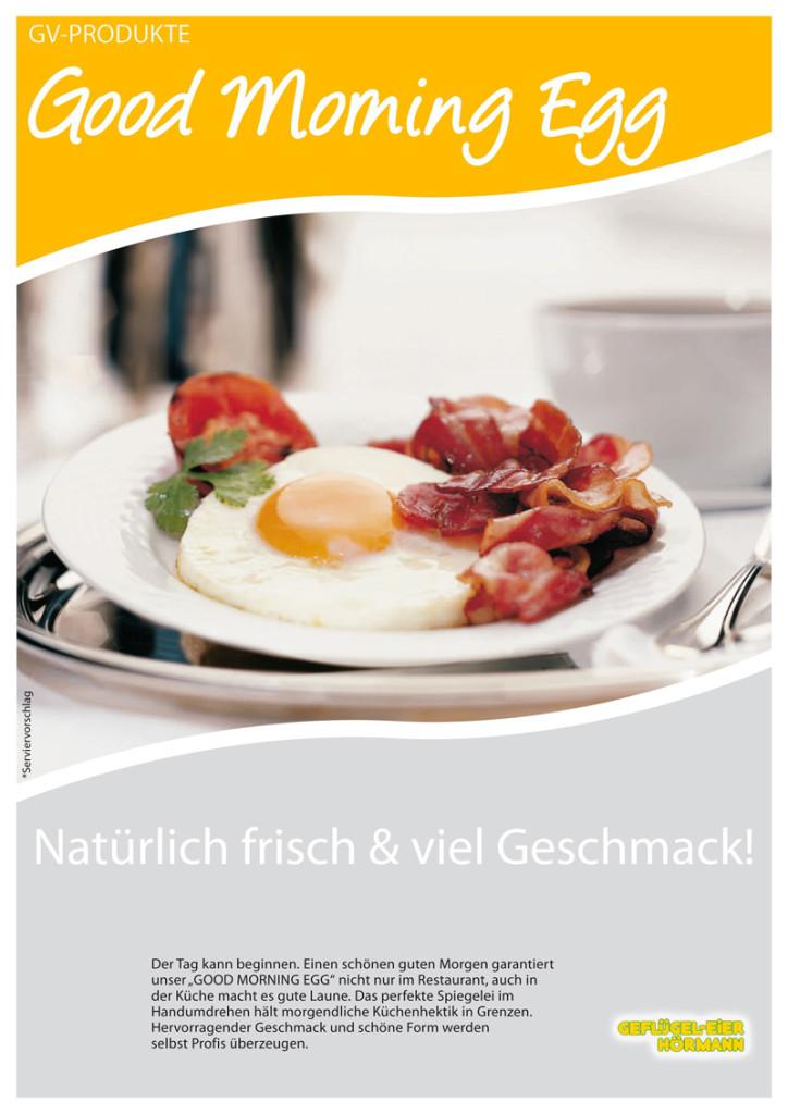 Good Morning Egg Produktblatt