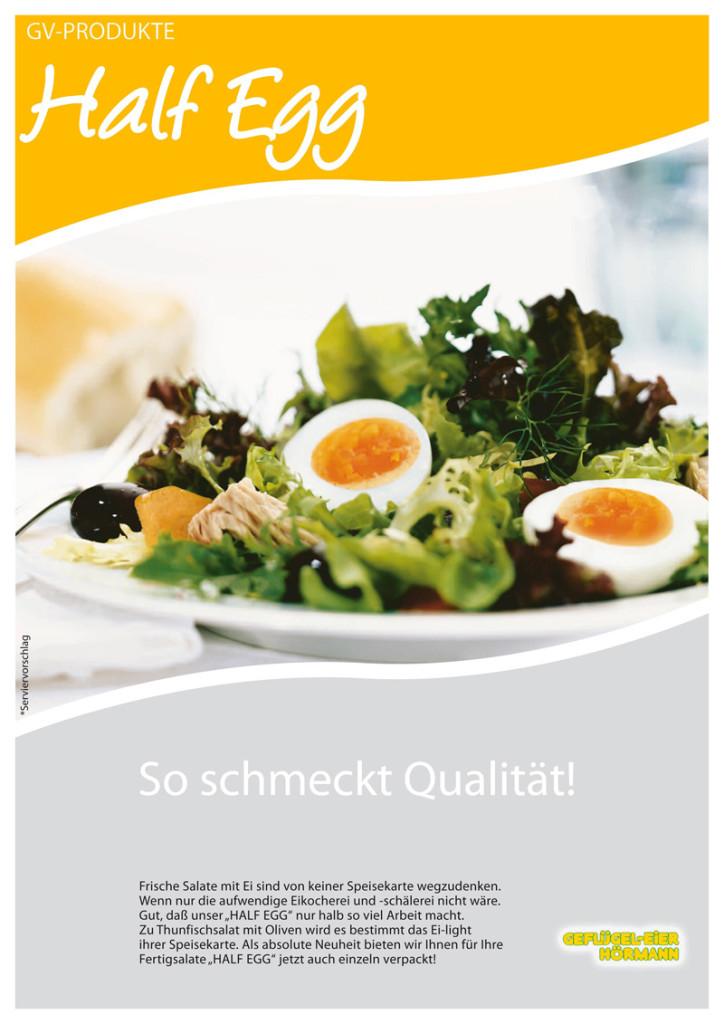 Half Egg Produktblatt