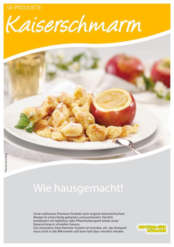 Kaiserschmarrn Produktblatt
